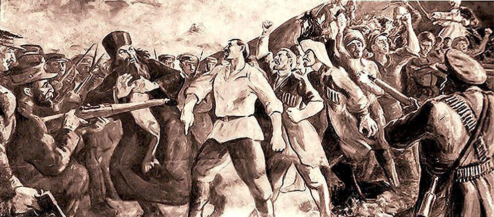12-22 Haziran 1920 Soykırımı / Gürcistan Nazizmi