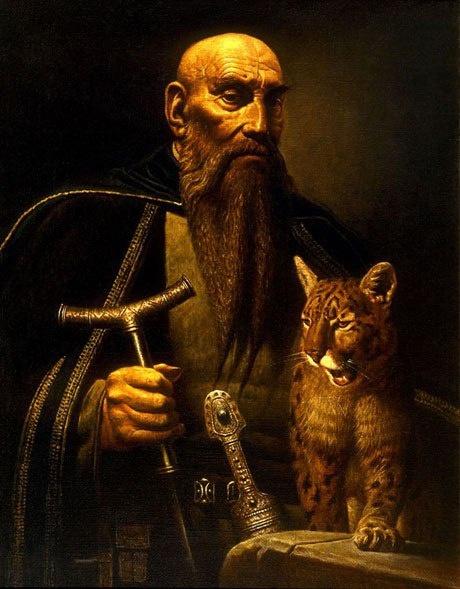 AFŞATİ / АФСАТИ - Av Hayvanları Tanrısı