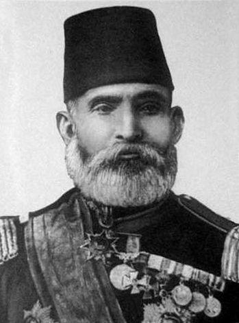 Musa Kunduk / Кундукаты Муса (1818-1889)