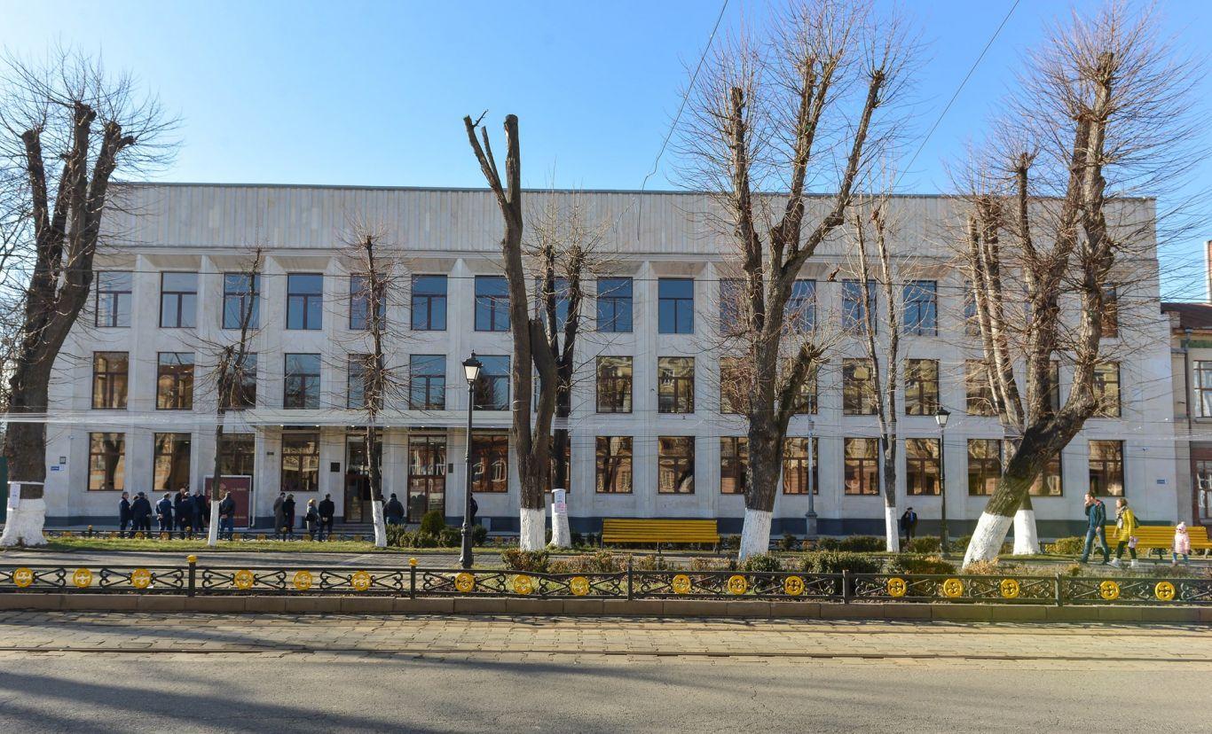 Kuzey Osetya-Alanya Ulusal Müzesi Açıldı.