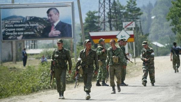Der Spiegel: Gürcü Tankları Oset Gençlerine Karşı