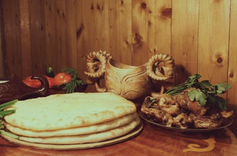 Osetlerde Sofra Kültürü