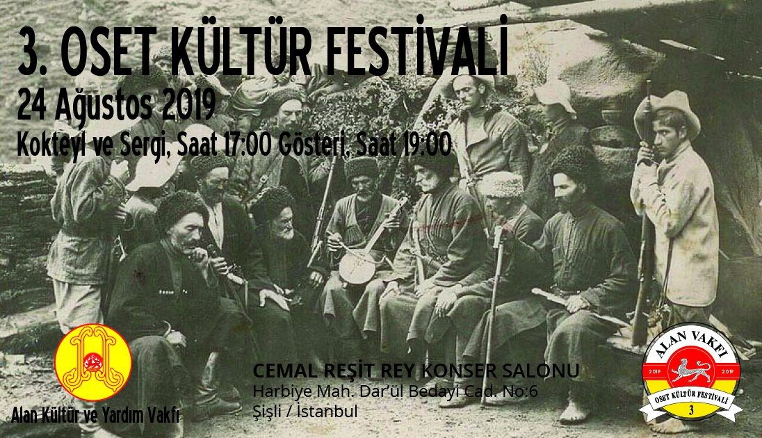3. Oset Kültür Festivali
